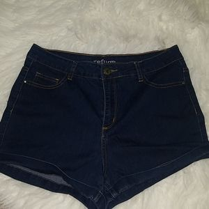 High waisted shorts size 12
